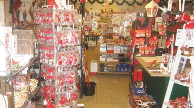 Danish Art and Christmas Shop