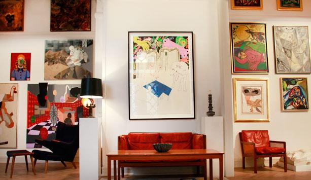 Secher Fine Art & Design