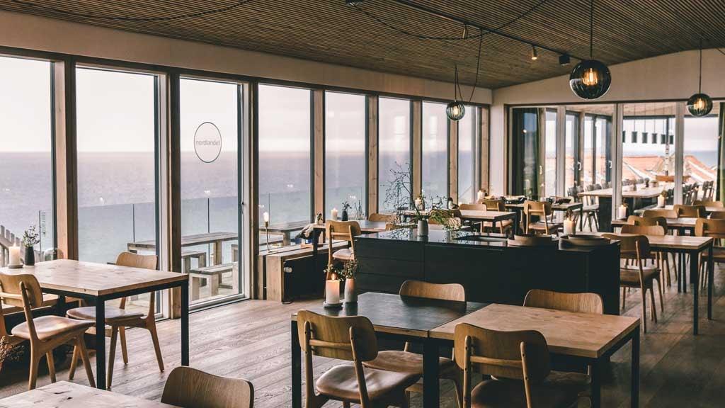 Hotel Nordlandet på Bornholm