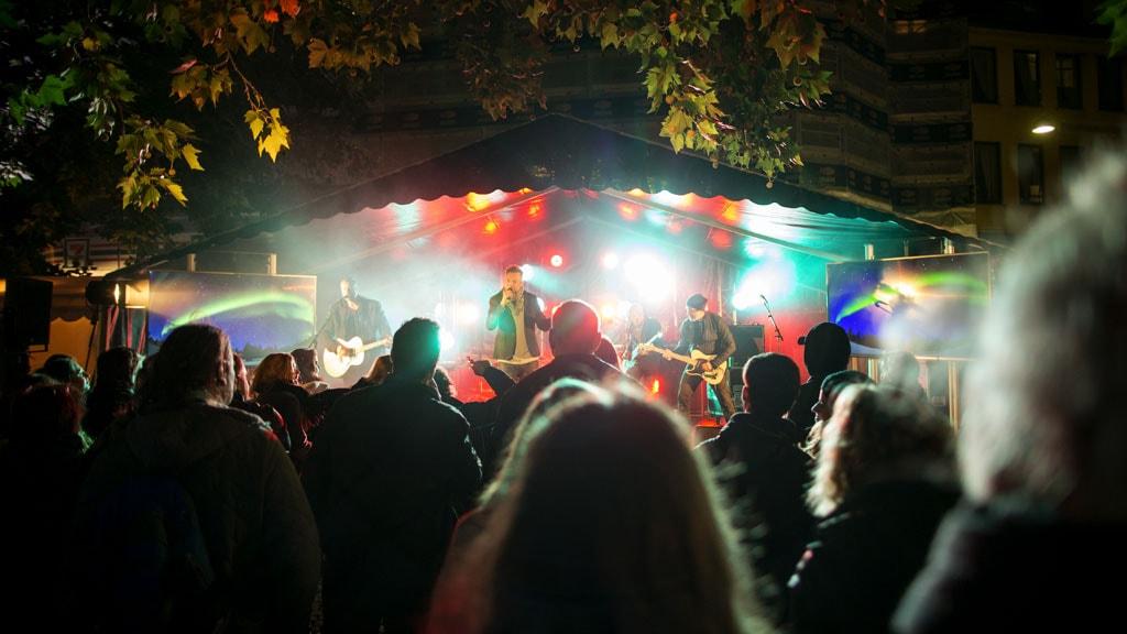 Kulturnatten fylder hvert år København med kulturevents.
