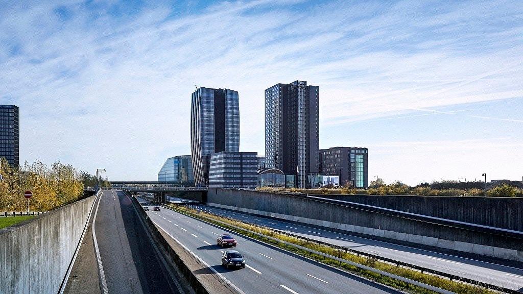 Crowne Plaza Copenhagen Towers