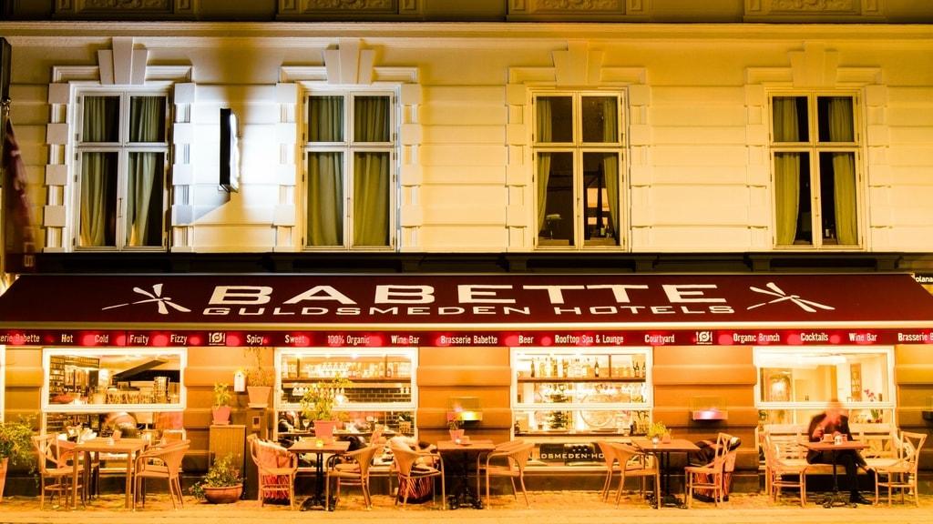 Babette Guldsmeden