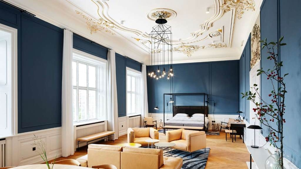 Five star Nobis Hotel in Copenhagen