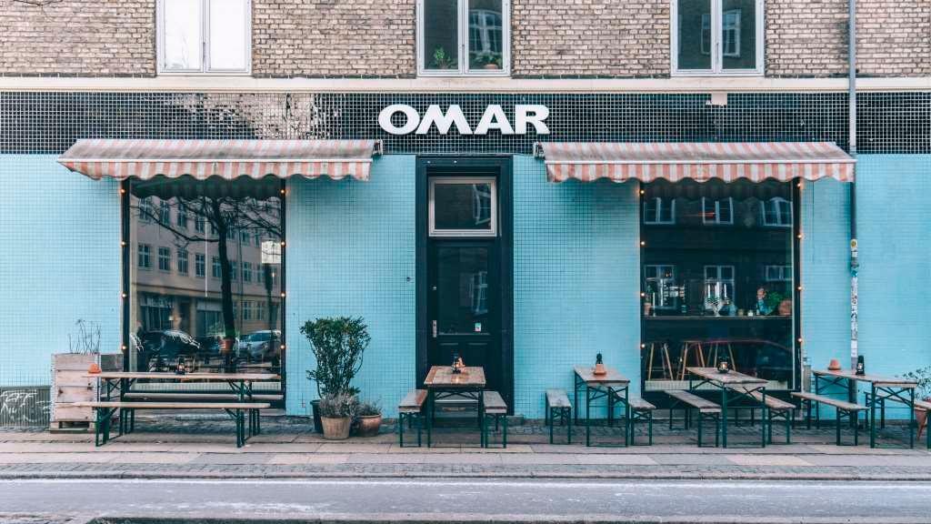 Restaurant Omar in Copenhagen