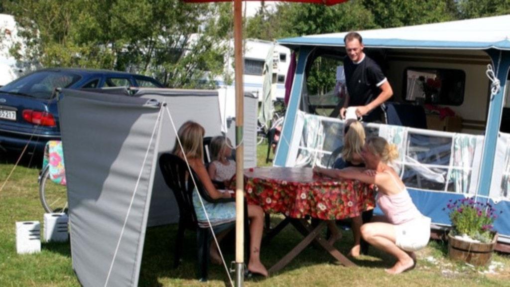 Camping in Copenhagen
