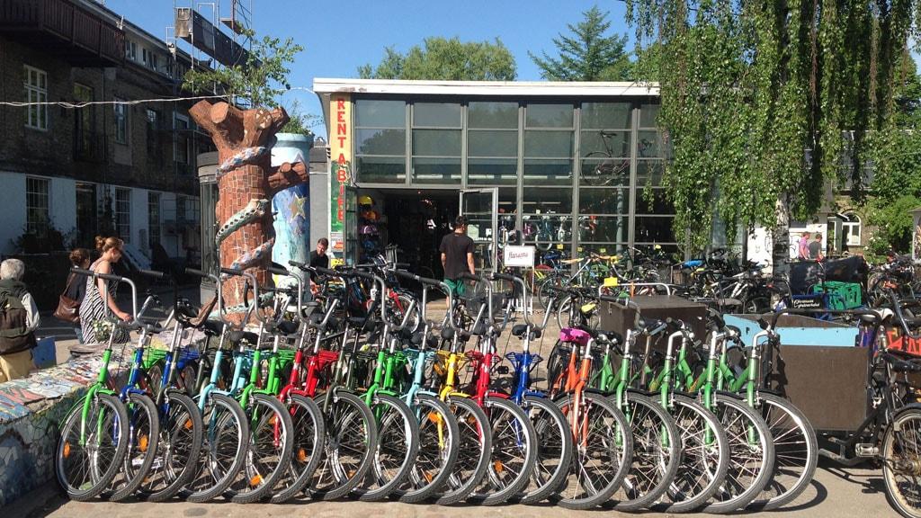 Christiania Rent a Bike