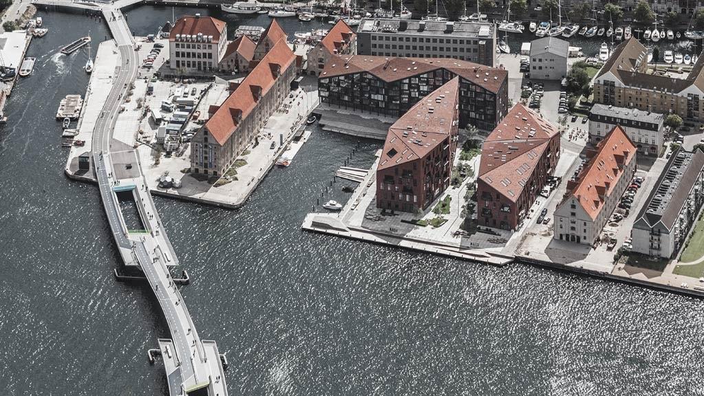 Krøyers Plads in Christianshavn