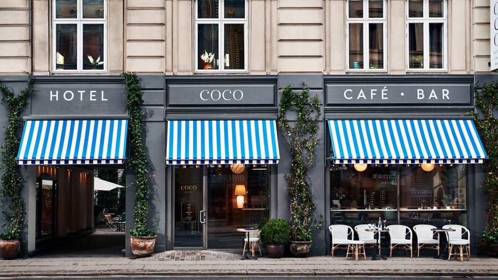 Coco Hotel in Vesterbro, Copenhagen