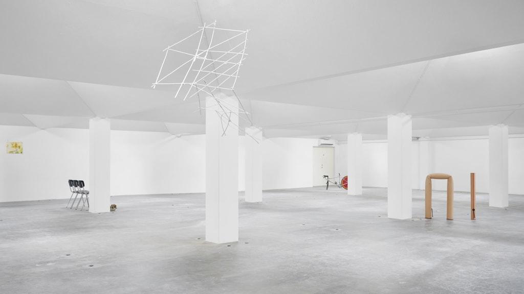Simian udstillingssted for moderne, eksperimenterende kunst