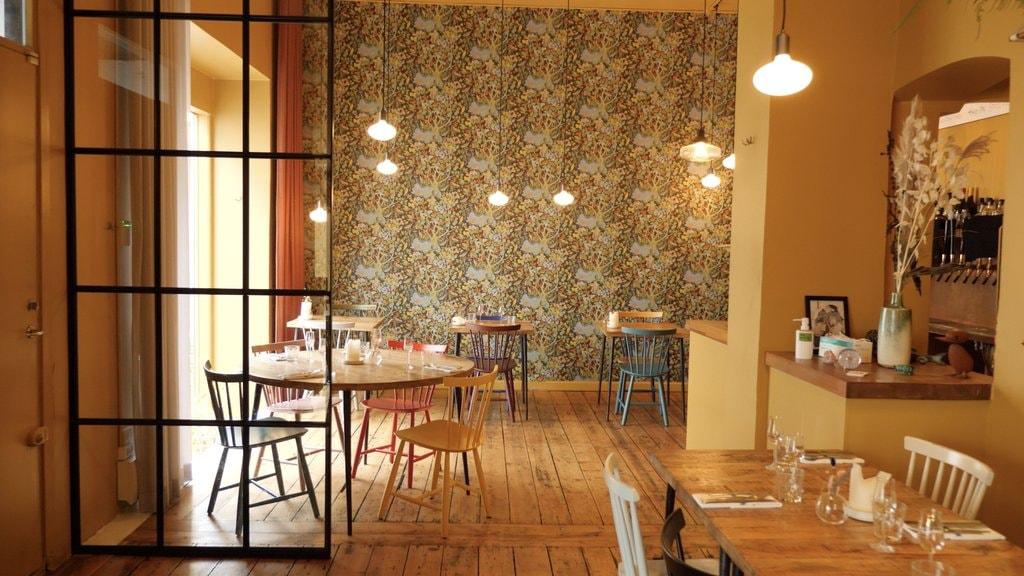 Smørrebrødsrestauranten Selma i København