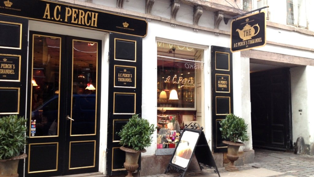 A. C. Perch's Tea Merchants