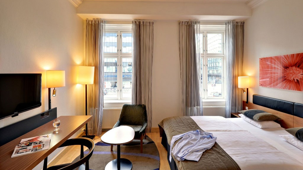 Hotel Scandic Webers