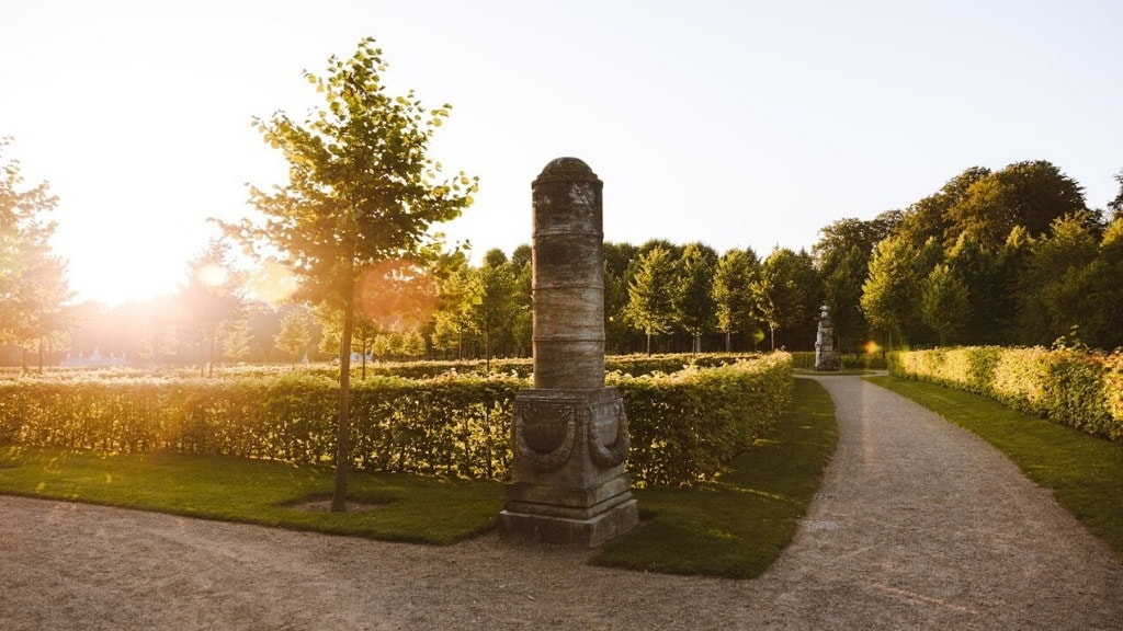 Fredensborg Slothave en del af Dronningerunden