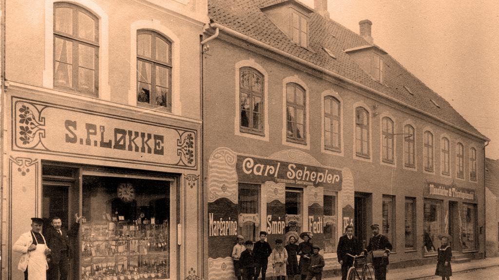 Nørregade, Frederiksværk