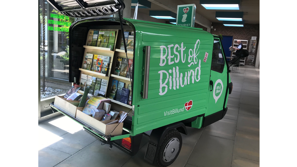 Billund Mobil turistinformation