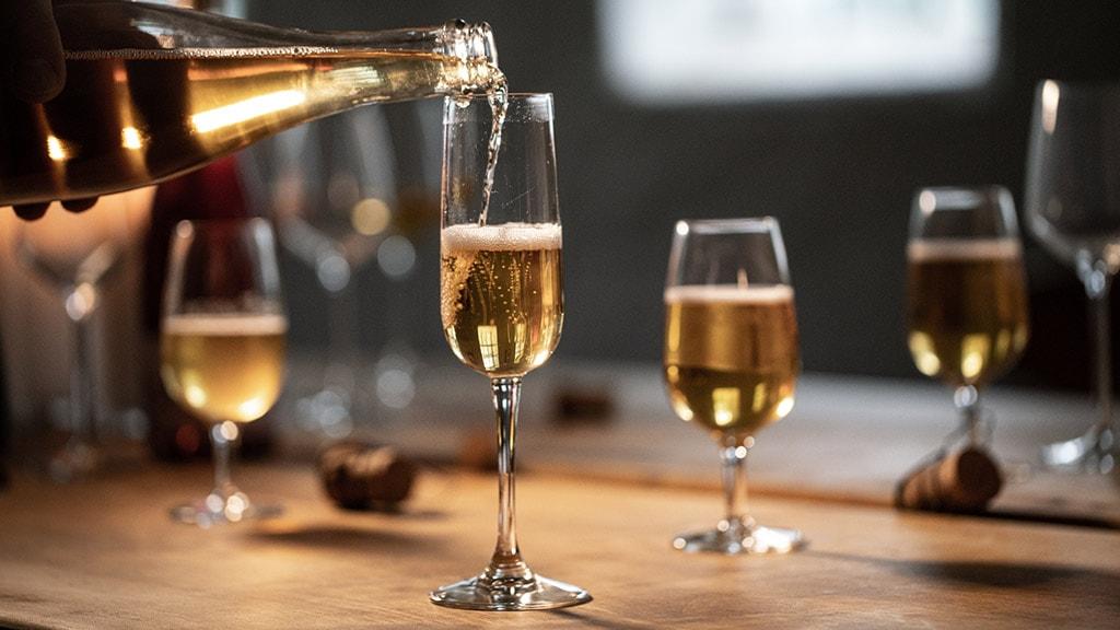 Horn Cider smagning