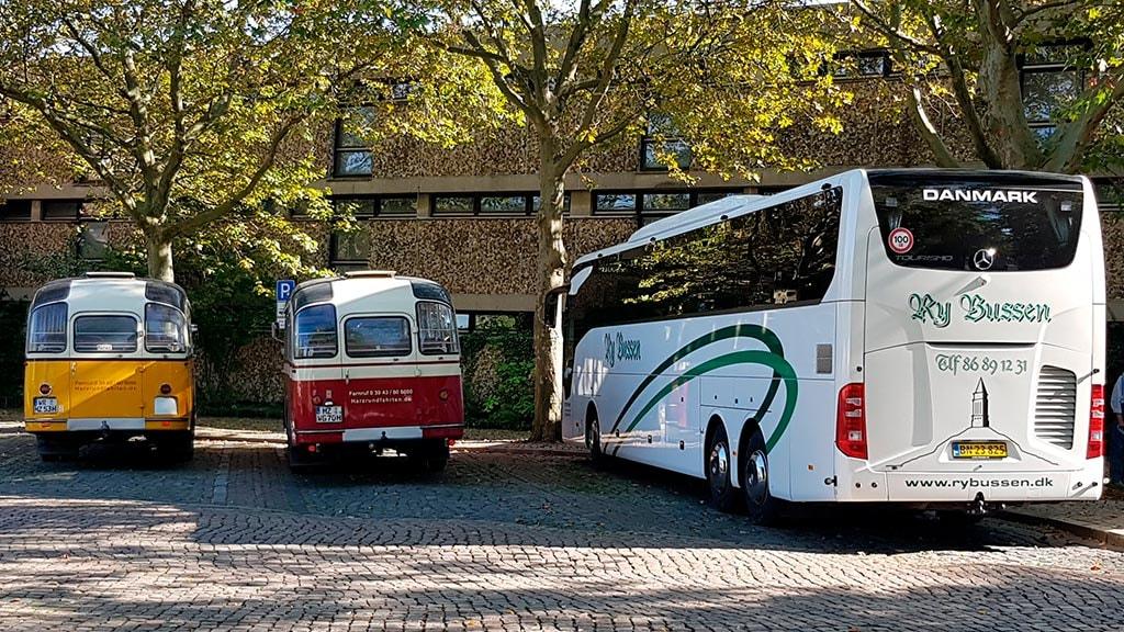 Udflugter og ture med Ry bussen