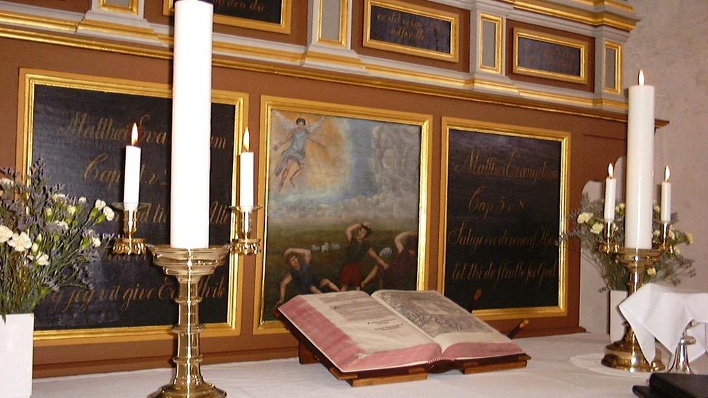 Albøge kirke
