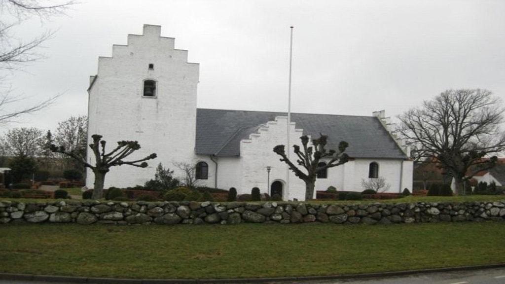 Vejlby Kirke ved Grenaa