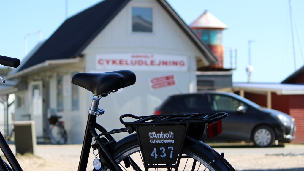 Anholt Cykeludlejning