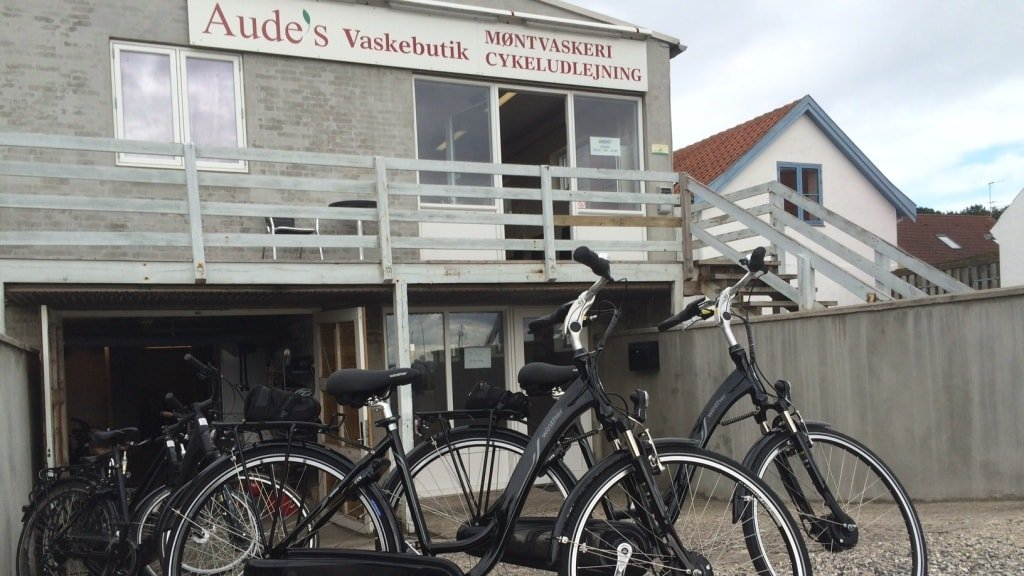 Electric bikes with 7 gears