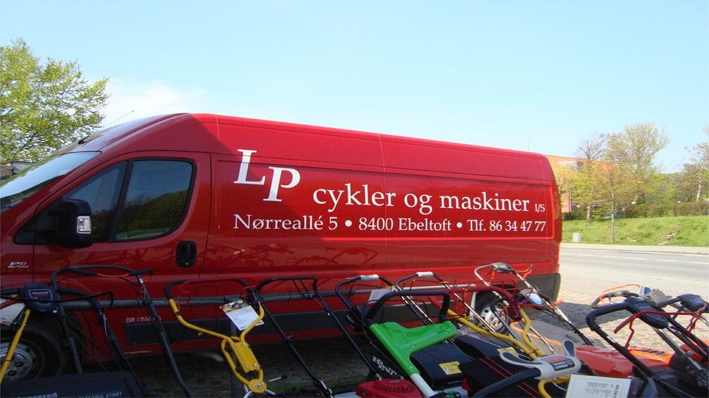 LP Cykler