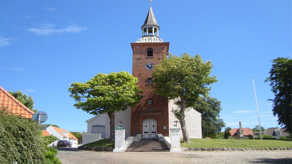 Ebeltoft church
