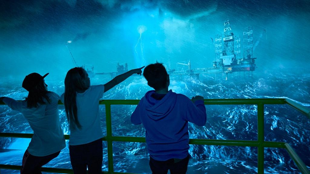 Offshore exhibition | Fiskeri- og Søfartsmuseet Esbjerg