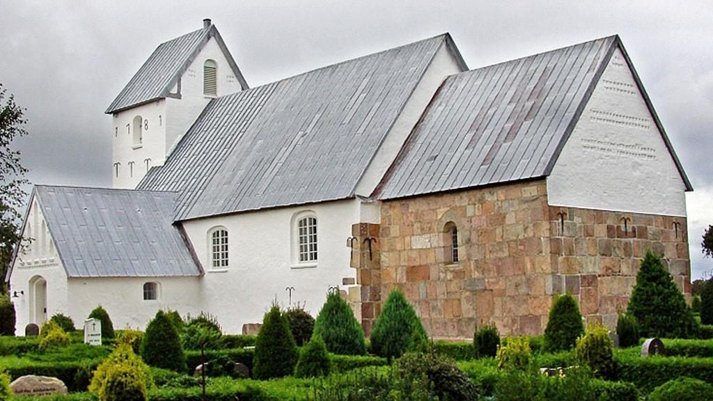 Vester Nebel Kirke | kirker ved Esbjerg