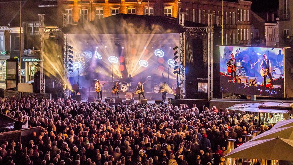 Esbjerg Festwoche - Musik am Markt