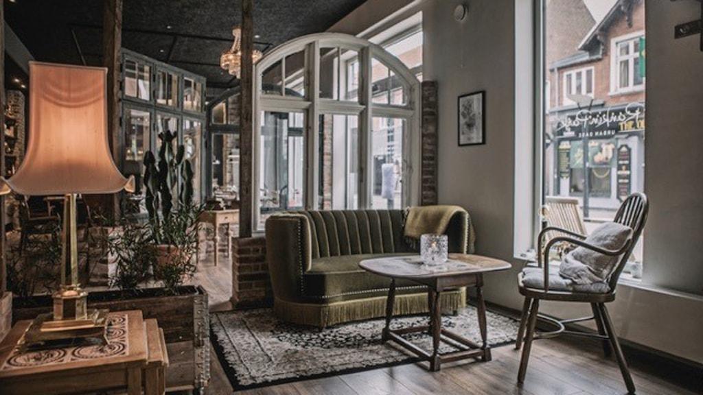 Rankin Park, en café i Esbjerg