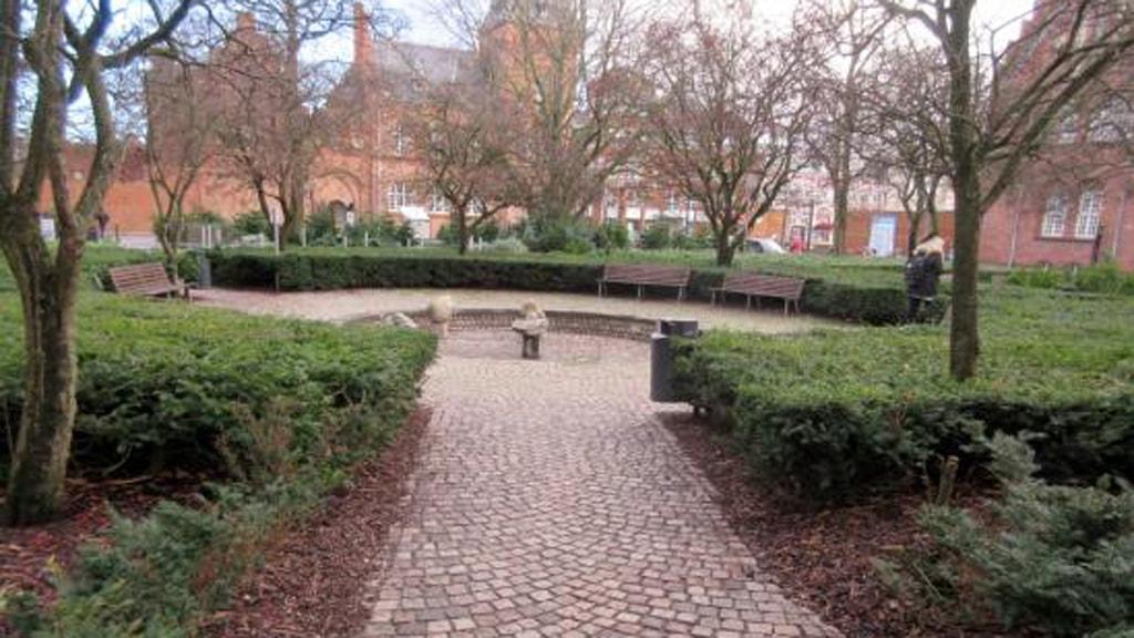 Heerups Garten in Esbjerg