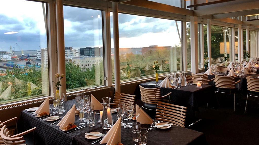Restaurant Kunsten i Musikhuset Esbjerg