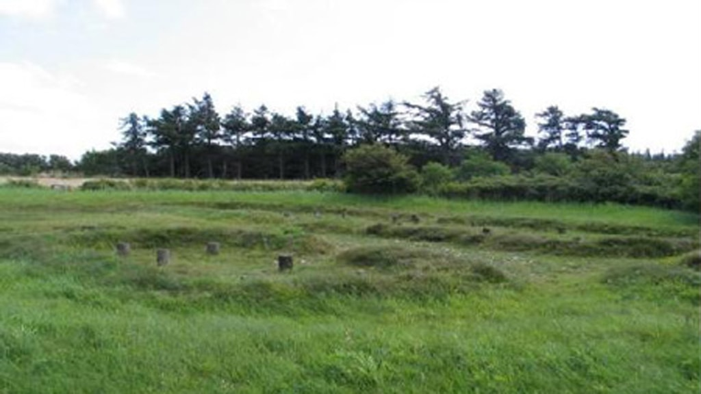 Iron Age settlement in Marbæk near Esbjerg