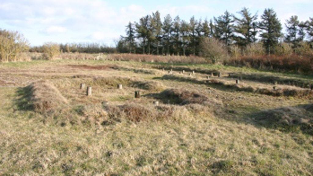 Sjelborg settlement at Esbjerg