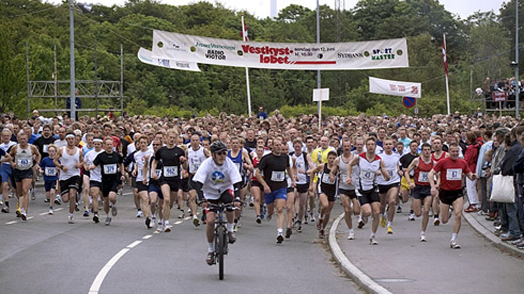 Vestkystloebet | Fun Run in Esbjerg