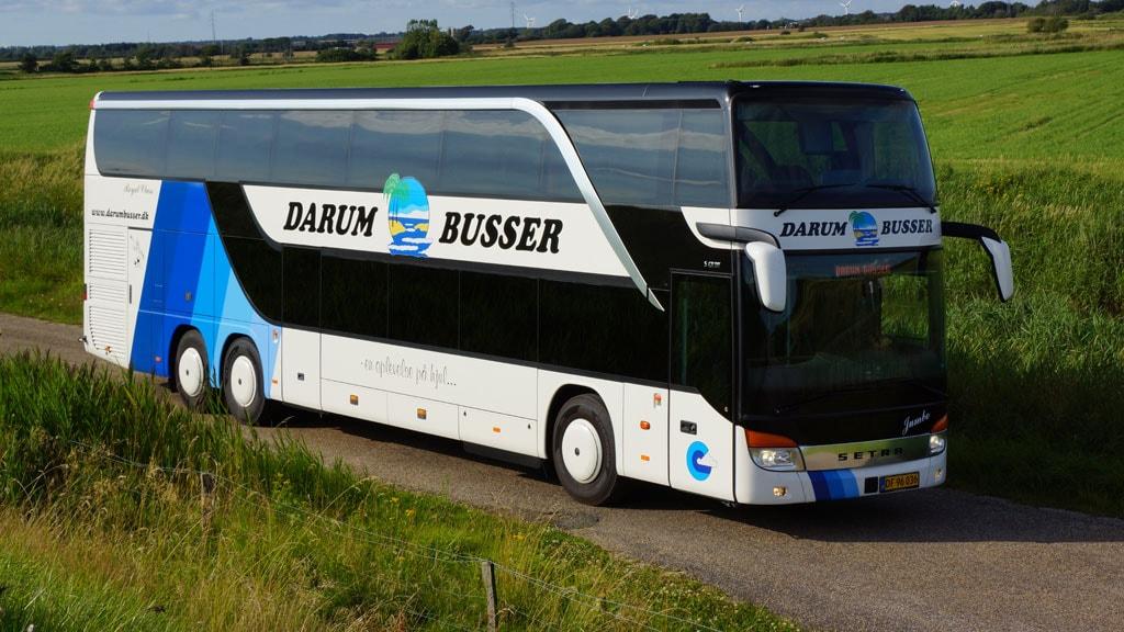 Ein Bus von Darum Buses