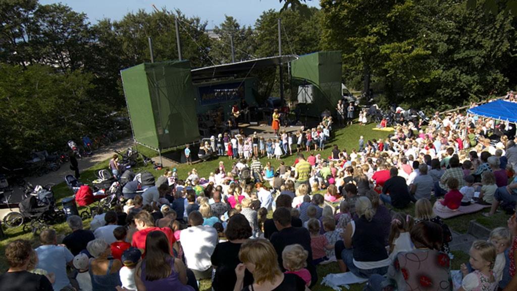 Summer Fun for children in Esbjerg