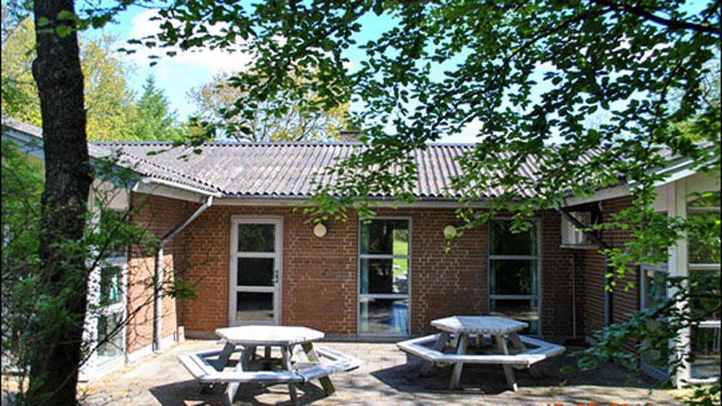 The scout hut Børgelund at Esbjerg