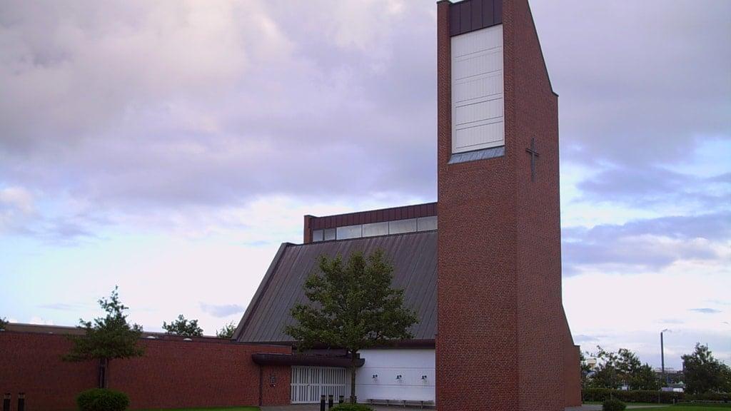 Gjesing Kirche