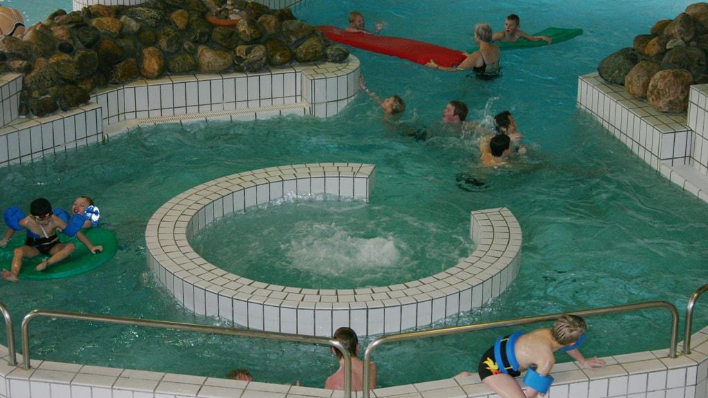 Swimming Stadium Denmark in Esbjerg