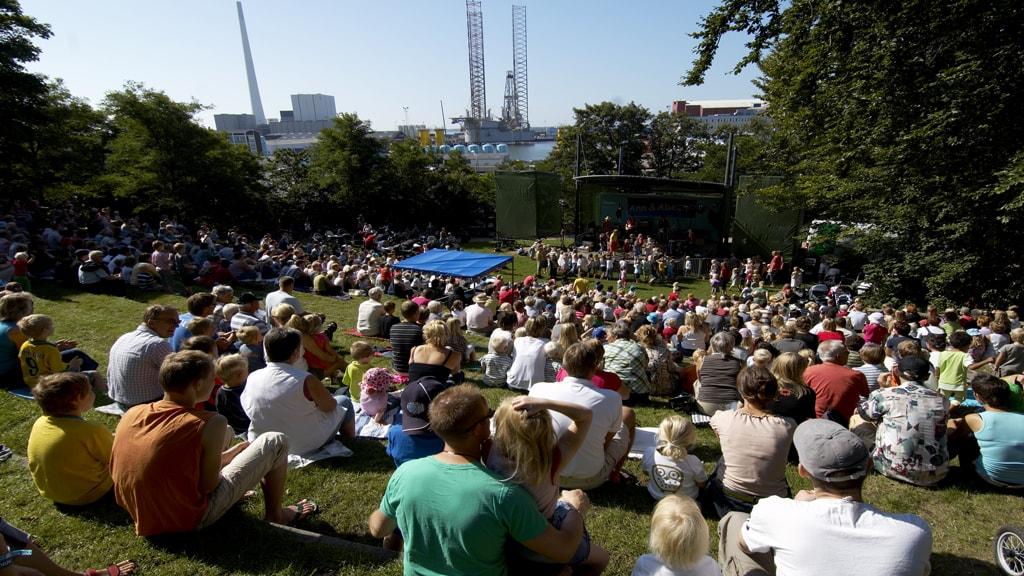 Summer Concerts in Esbjerg Town Park | VisitRibeEsbjerg