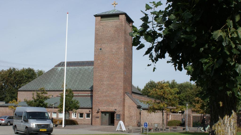 Kvaglund Church in Esbjerg