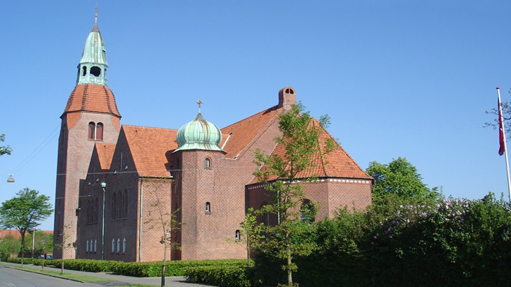 Zions Kirche in Esbjerg | VisitRibeEsbjerg