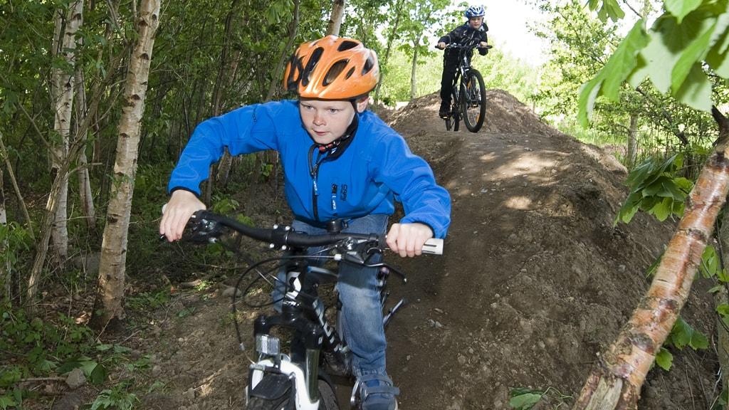 Mountain bike riding in Esbjerg | VisitRibeEsbjerg