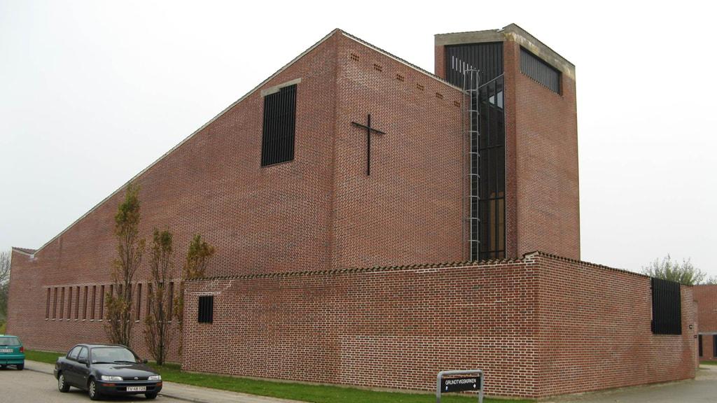 Grundvig Church in Esbjerg