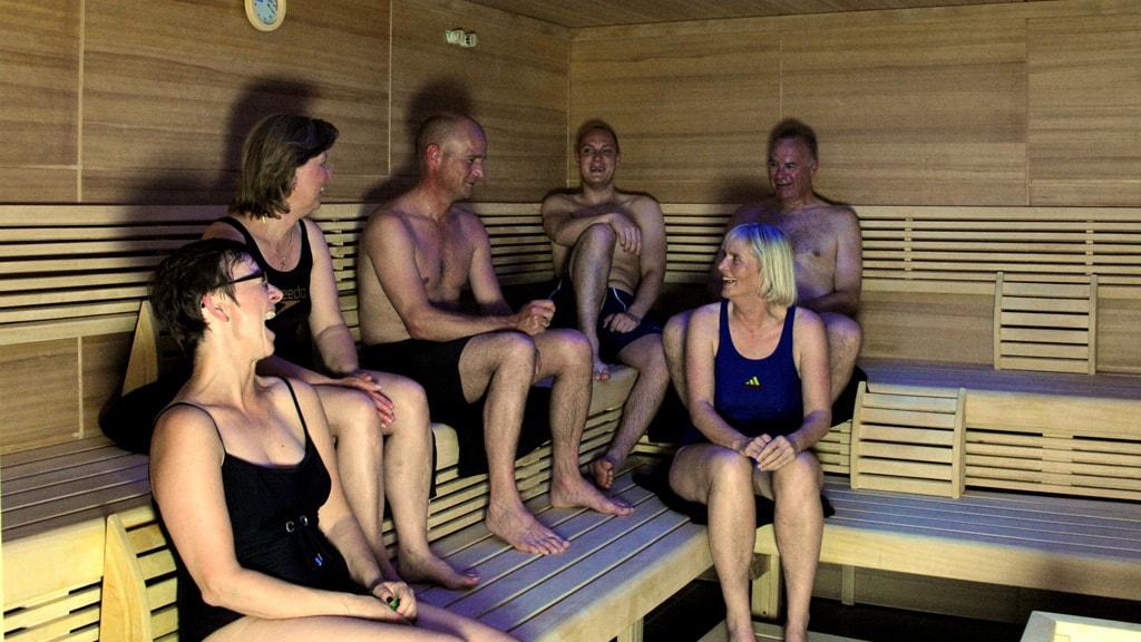 Sauna | Esbjerg Spa & Wellness