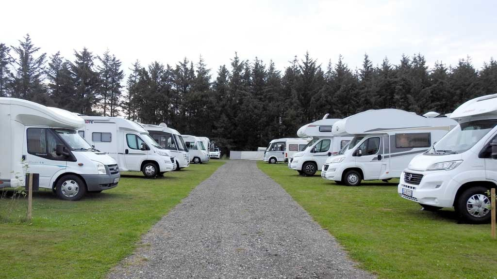 Tornby Strand Camping