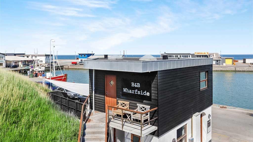 B&B Wharfside, Hirtshals