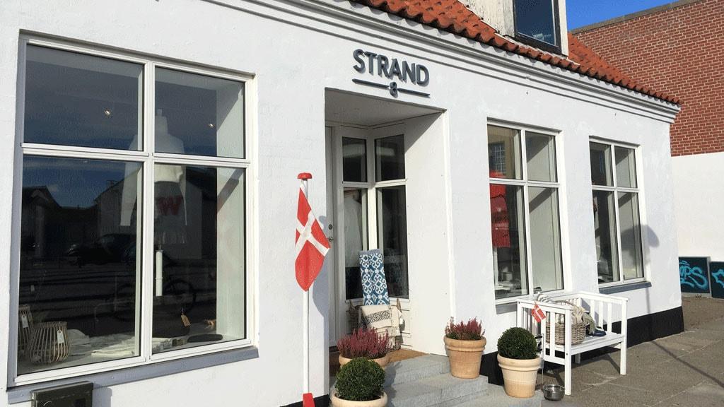 Strand8 Hirtshals